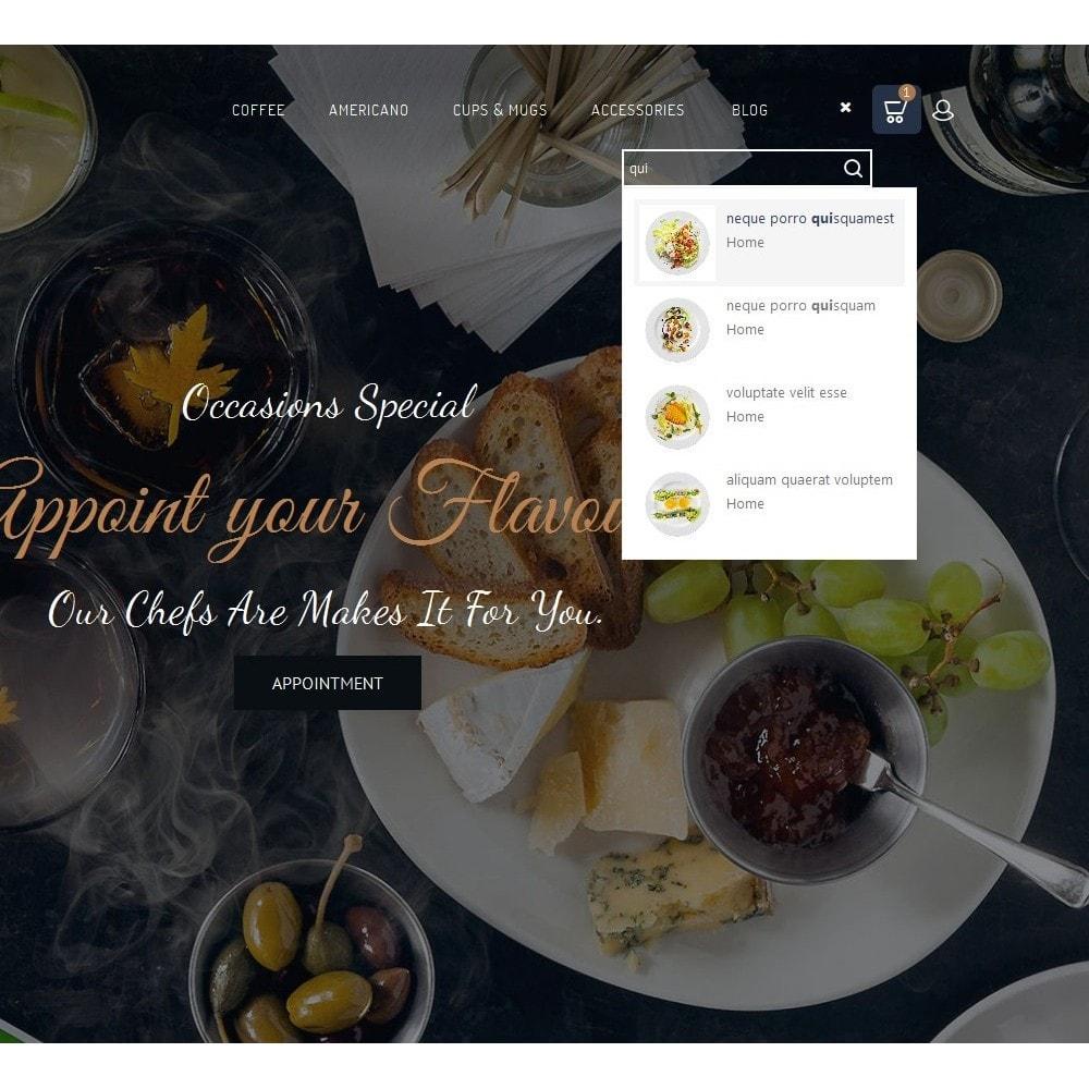 theme - Alimentation & Restauration - Restaurant - 9