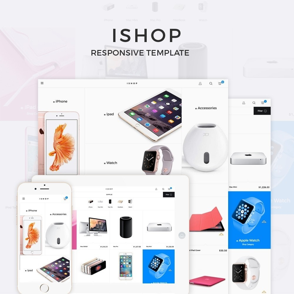 theme - Elektronik & High Tech - iShop - 1