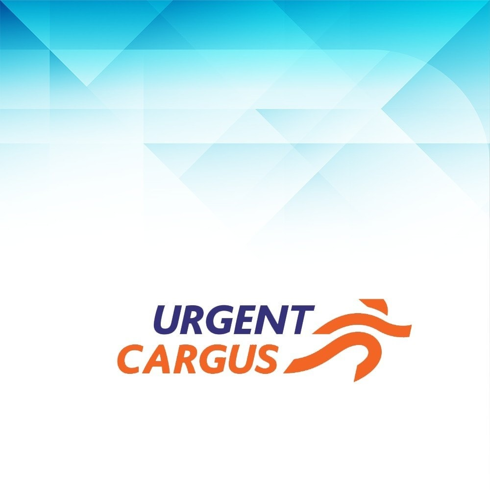 module - Kurierzy - Urgent Cargus AWB Integration - 1