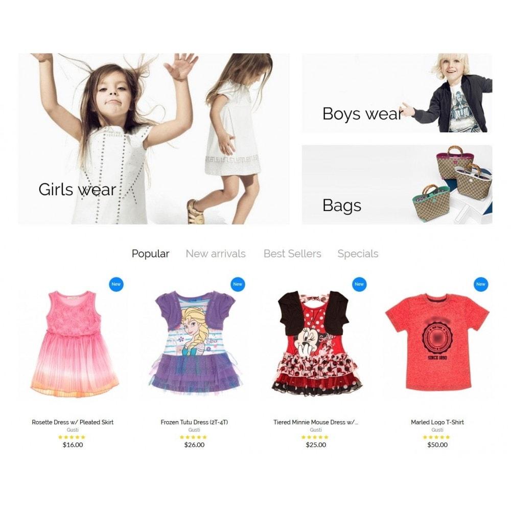 theme - Kinder & Spielzeug - Treasure Chest Kids Store - 4