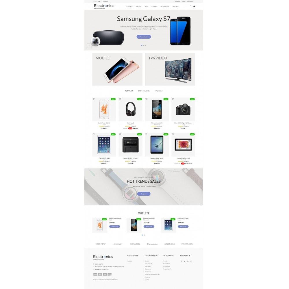 theme - Electrónica e High Tech - Electronics High-tech Shop - 5