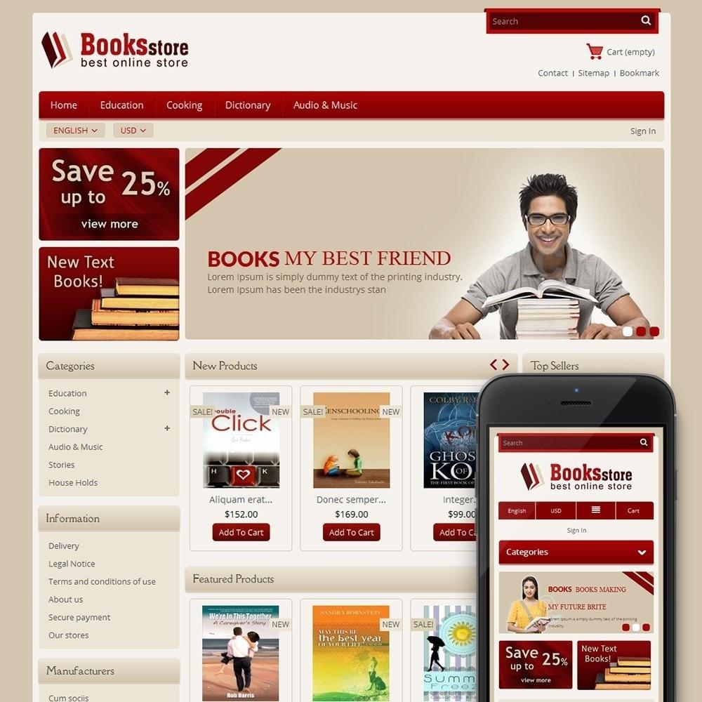 theme - Kunst & Cultuur - Online Book Store - 1