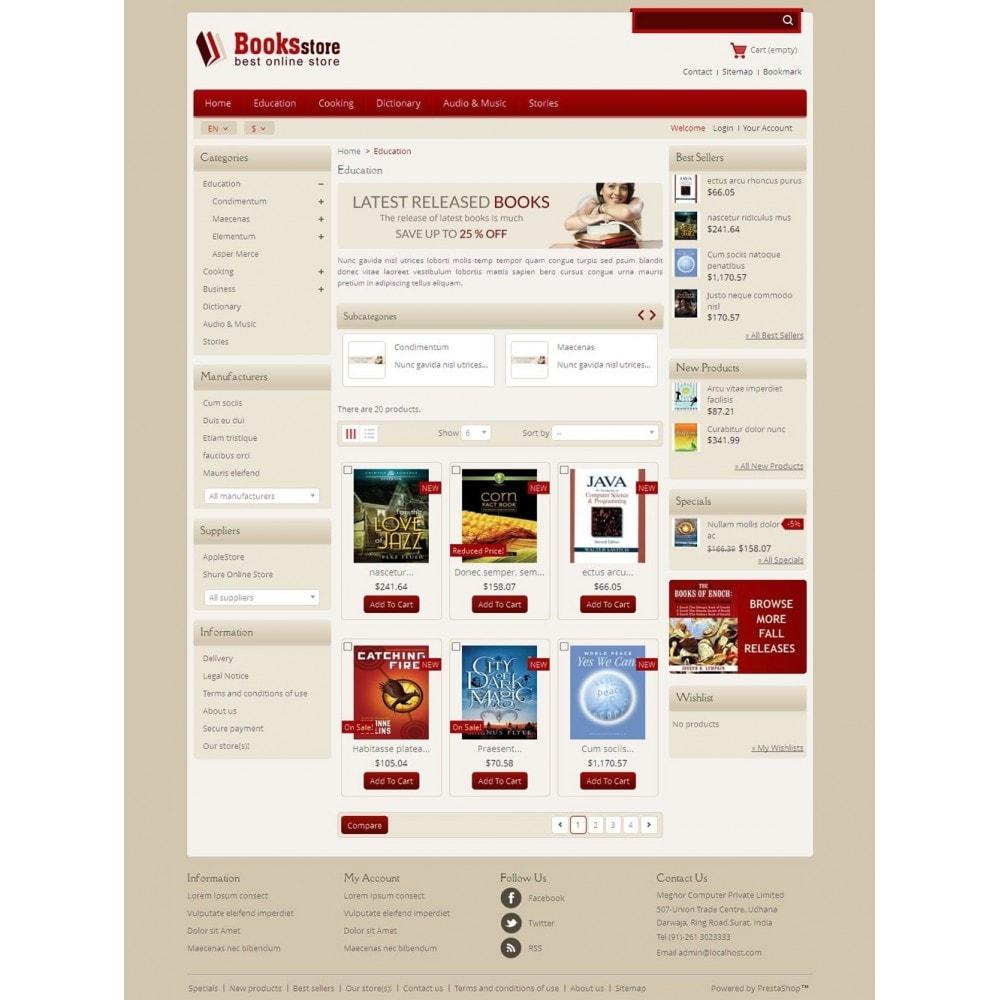 theme - Kunst & Cultuur - Online Book Store - 3