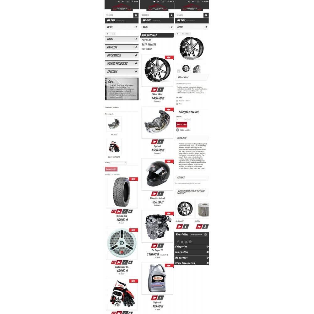 theme - Auto & Moto - Car and Moto Parts - 9