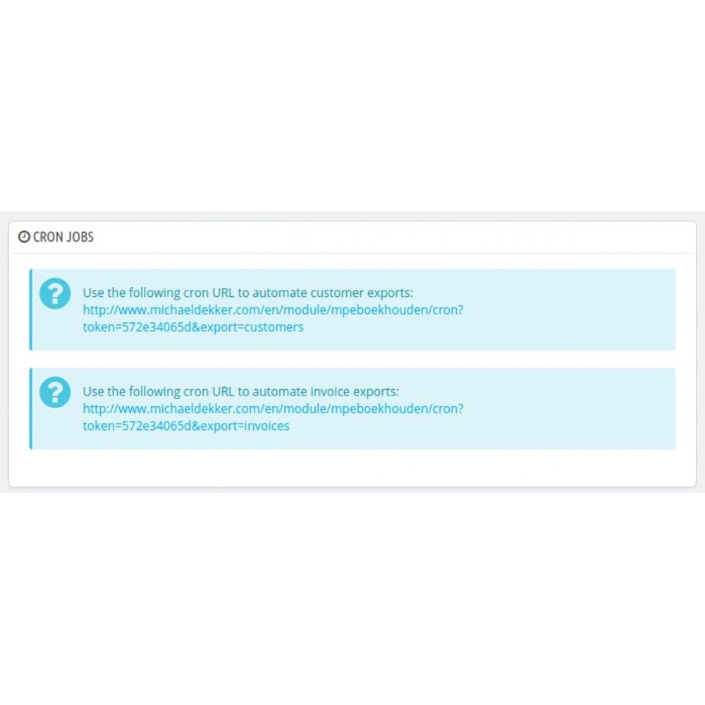 module - Accounting & Invoicing - Unofficial e-Boekhouden.nl module - 5