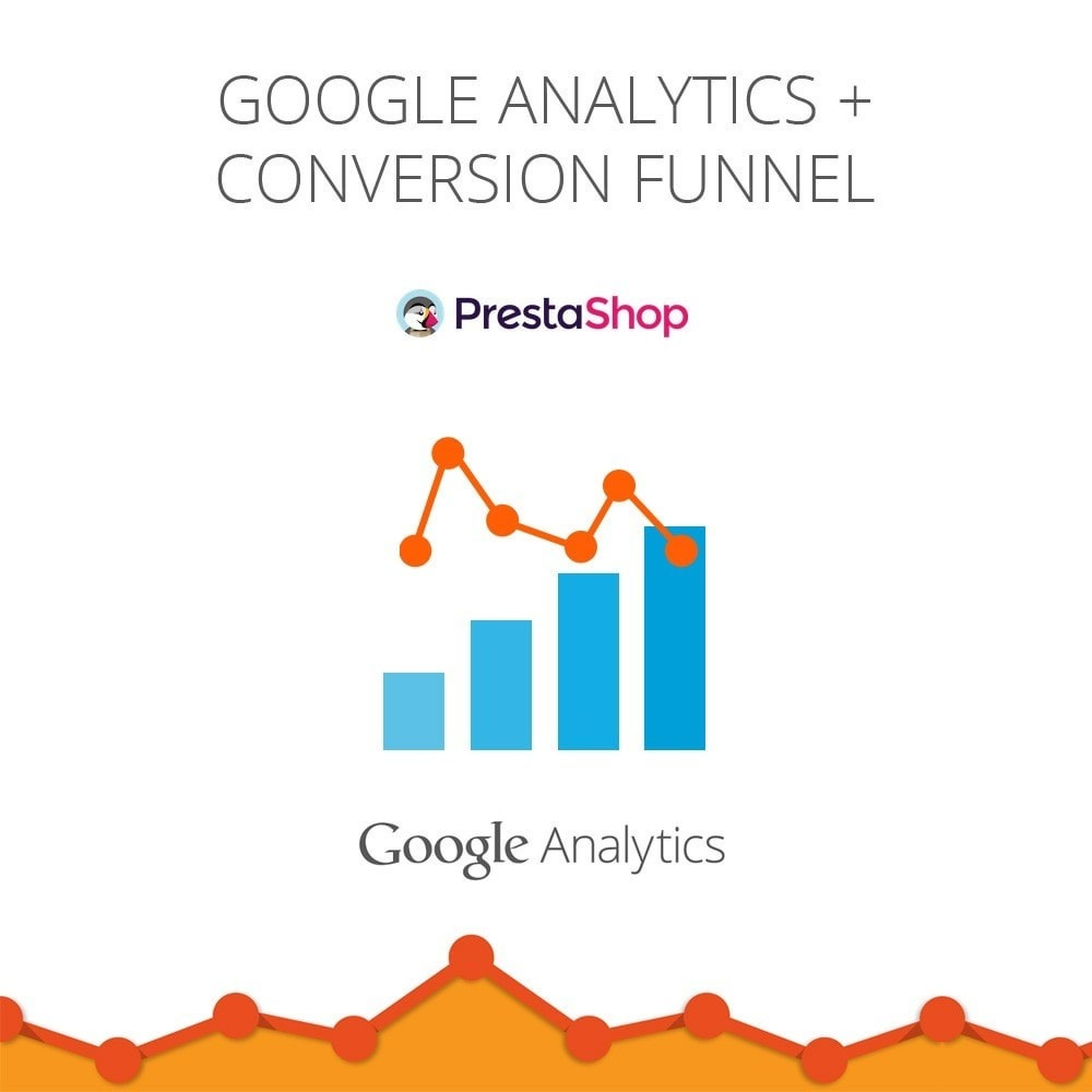 module - Análises & Estatísticas - Google Analytics and Conversion funnel - 1