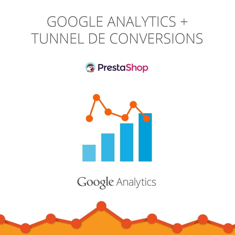 module - Analyses & Statistiques - Google Analytics + Tunnel de conversions - 1