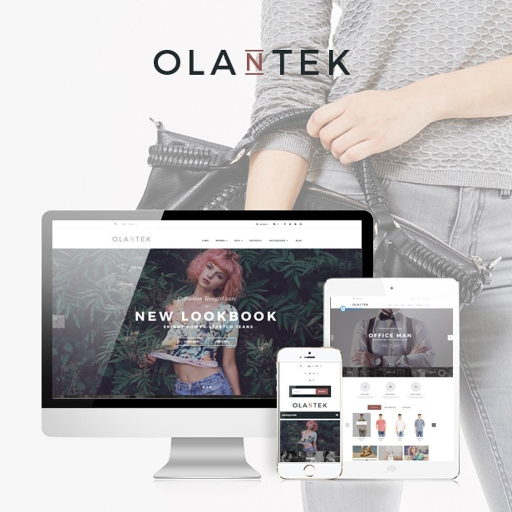 theme - Moda & Calzature - Olantek Fashion & Shoes - 1
