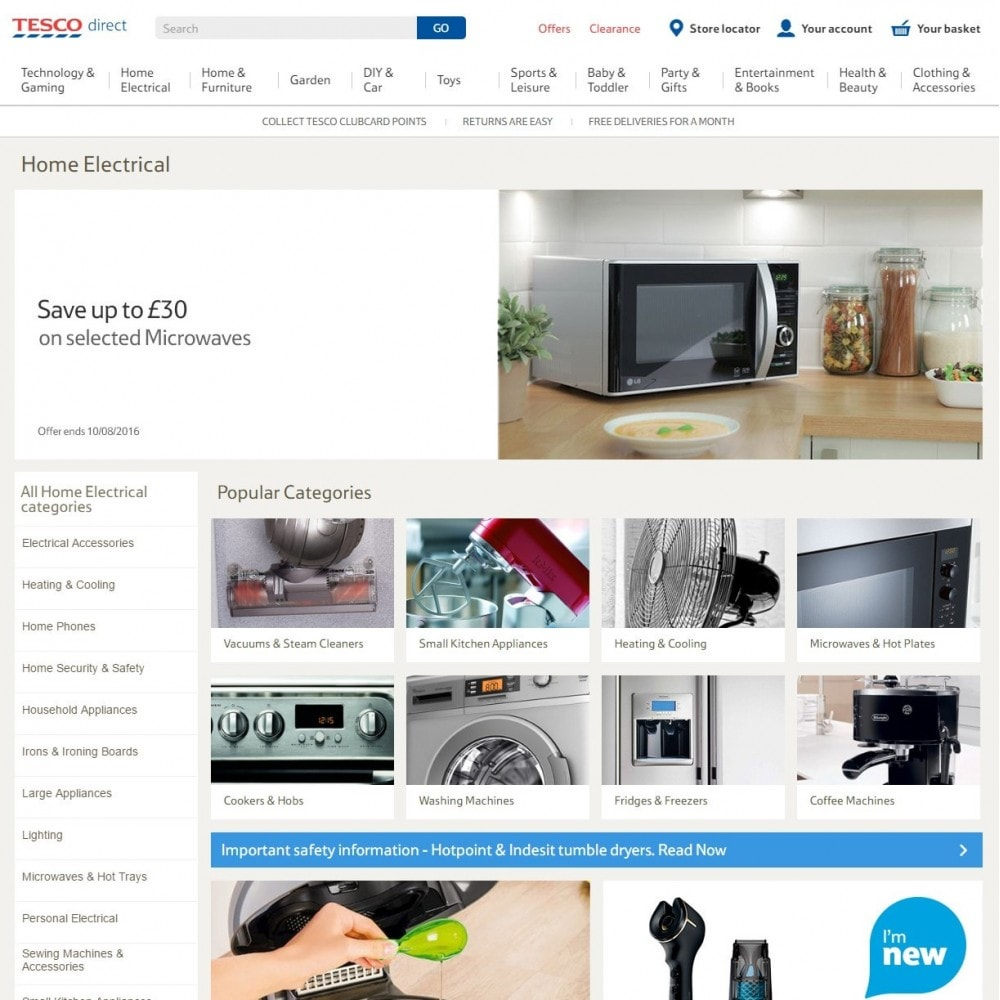module - Импорт и Экспорт данных - Tesco - CSV Product feed - 6
