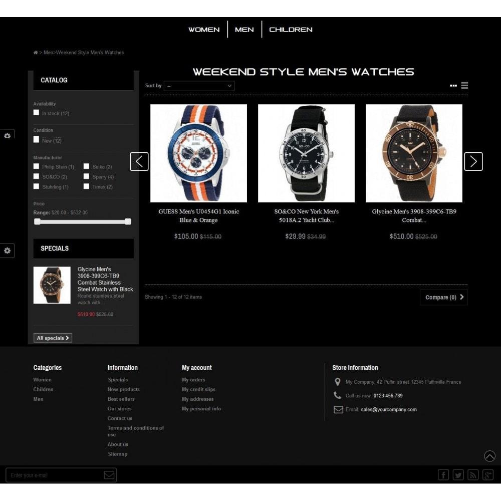 theme - Biżuteria & Akcesoria - Lux Watch - 4