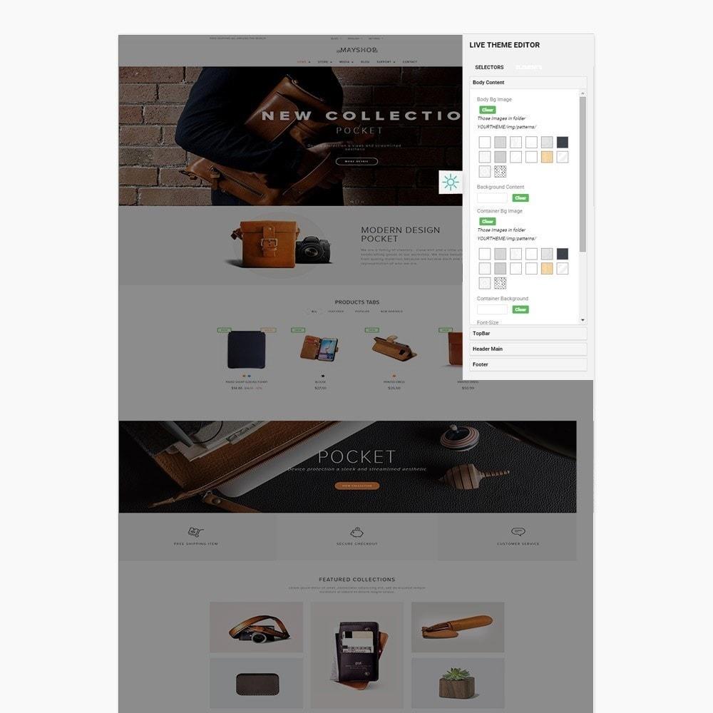 theme - Mode & Schuhe - Leo May Shop - 7