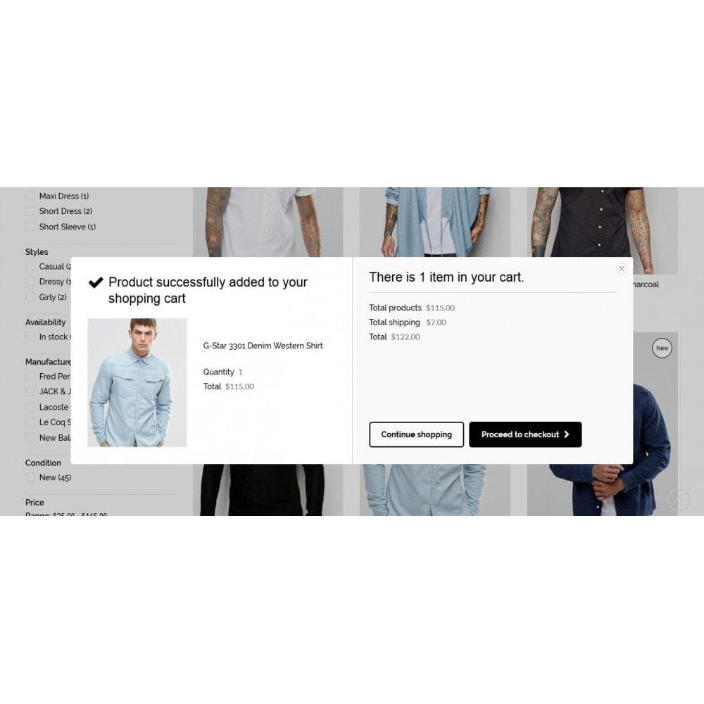 theme - Fashion & Shoes - McMurphy Men's Wear - 7
