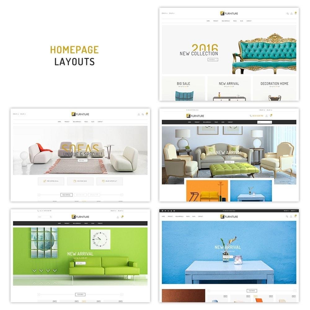 theme - Maison & Jardin - JMS New Furniture - 2
