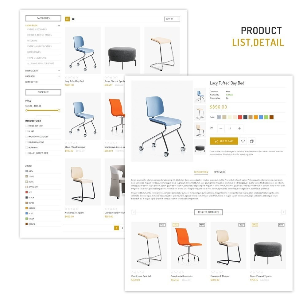 theme - Maison & Jardin - JMS New Furniture - 8