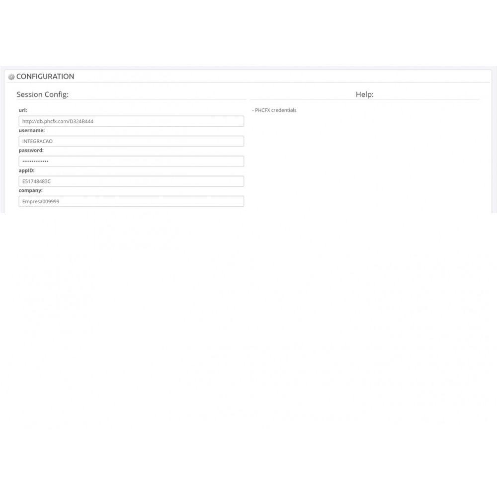 module - Contabilidade & Cobrança - Presta PT Invoice - 3