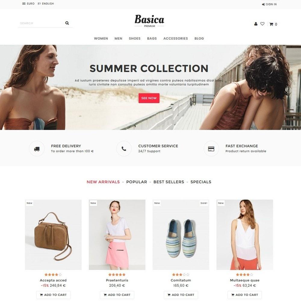 theme - Mode & Schoenen - Basica - 1