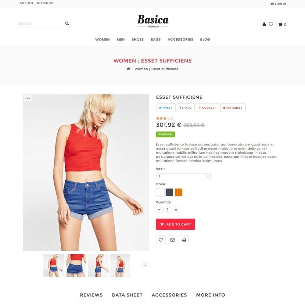 theme - Mode & Schoenen - Basica - 3