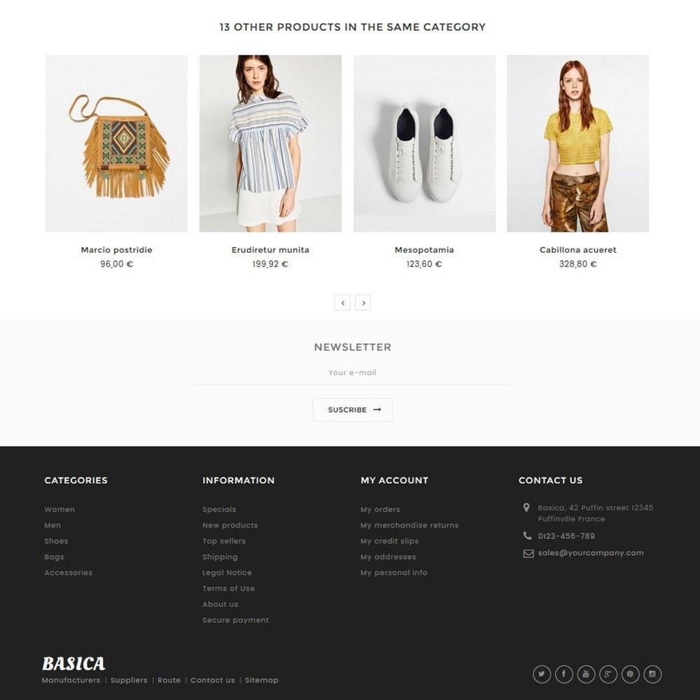 theme - Mode & Schoenen - Basica - 5