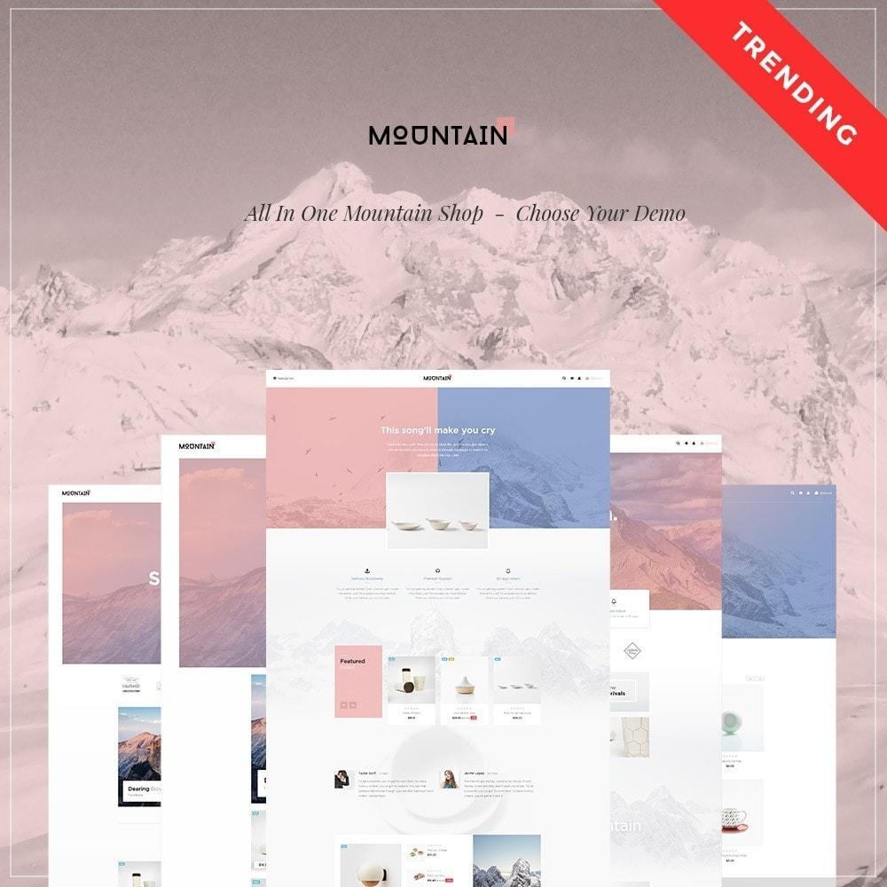 theme - Moda y Calzado - Leo Mountain - 1
