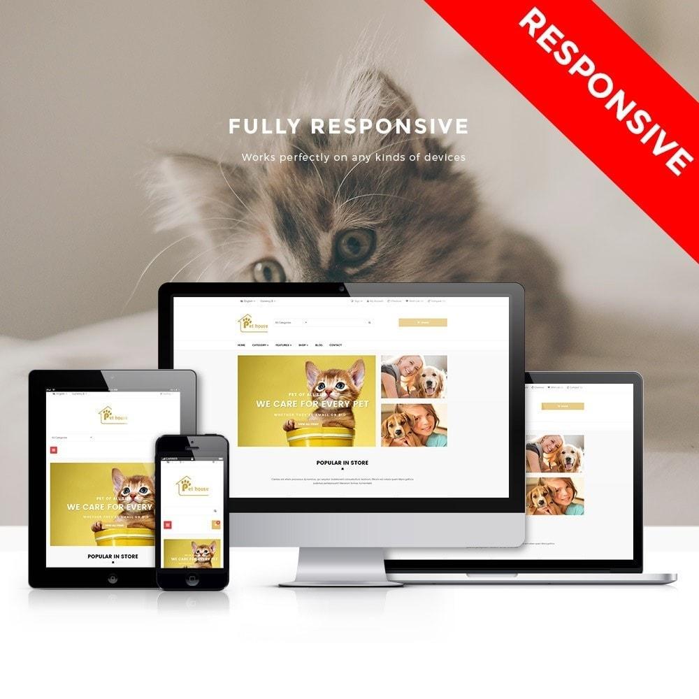theme - Zwierzęta - Ap Pets House - 1