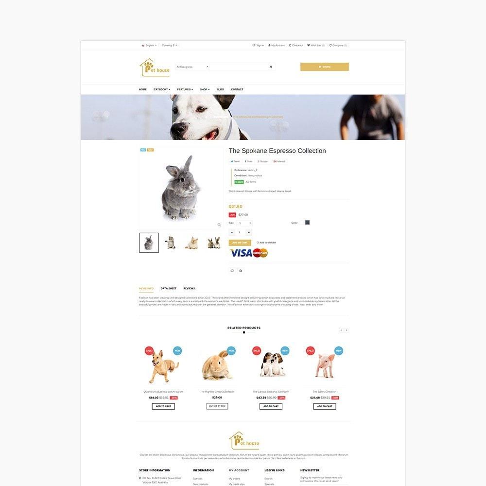 theme - Zwierzęta - Ap Pets House - 4