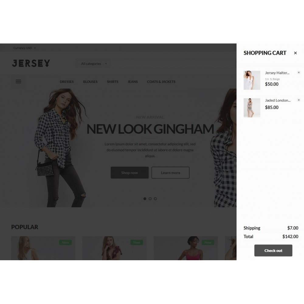 theme - Mode & Chaussures - Jersey Fashion Store - 4