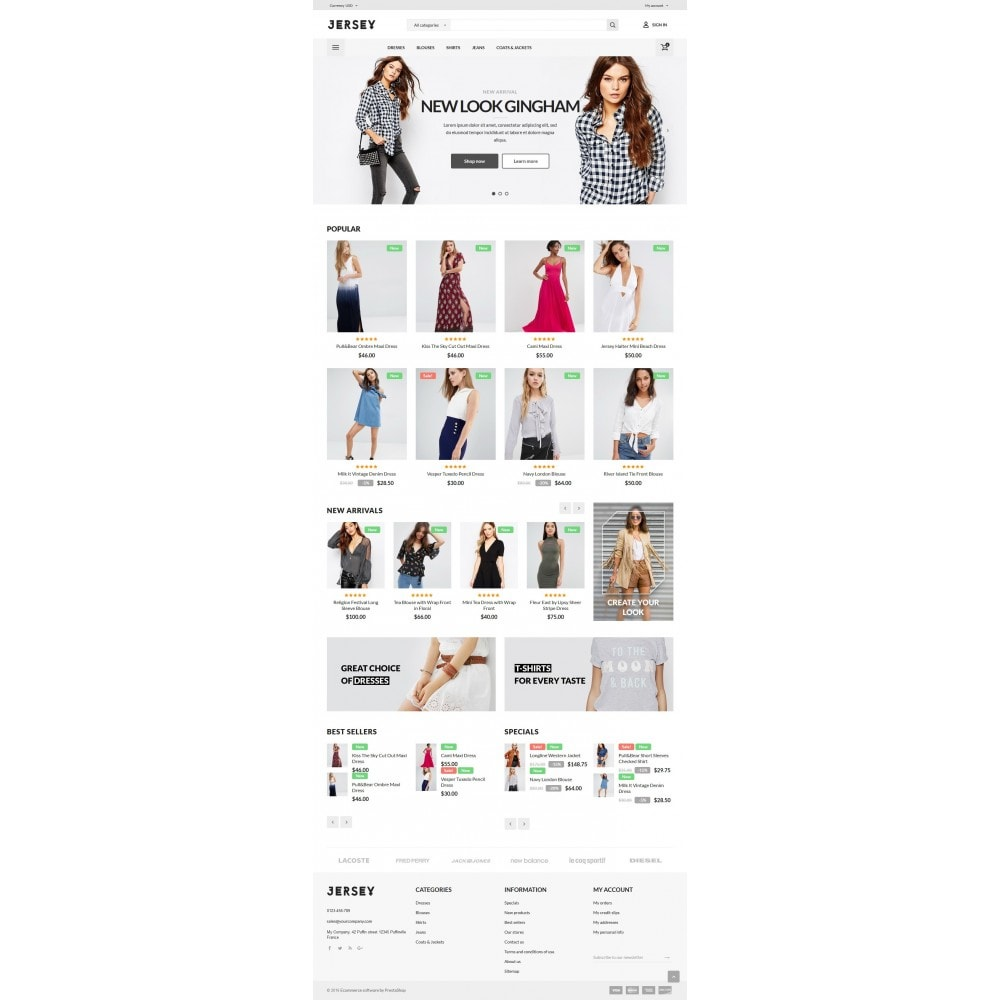 theme - Mode & Chaussures - Jersey Fashion Store - 7