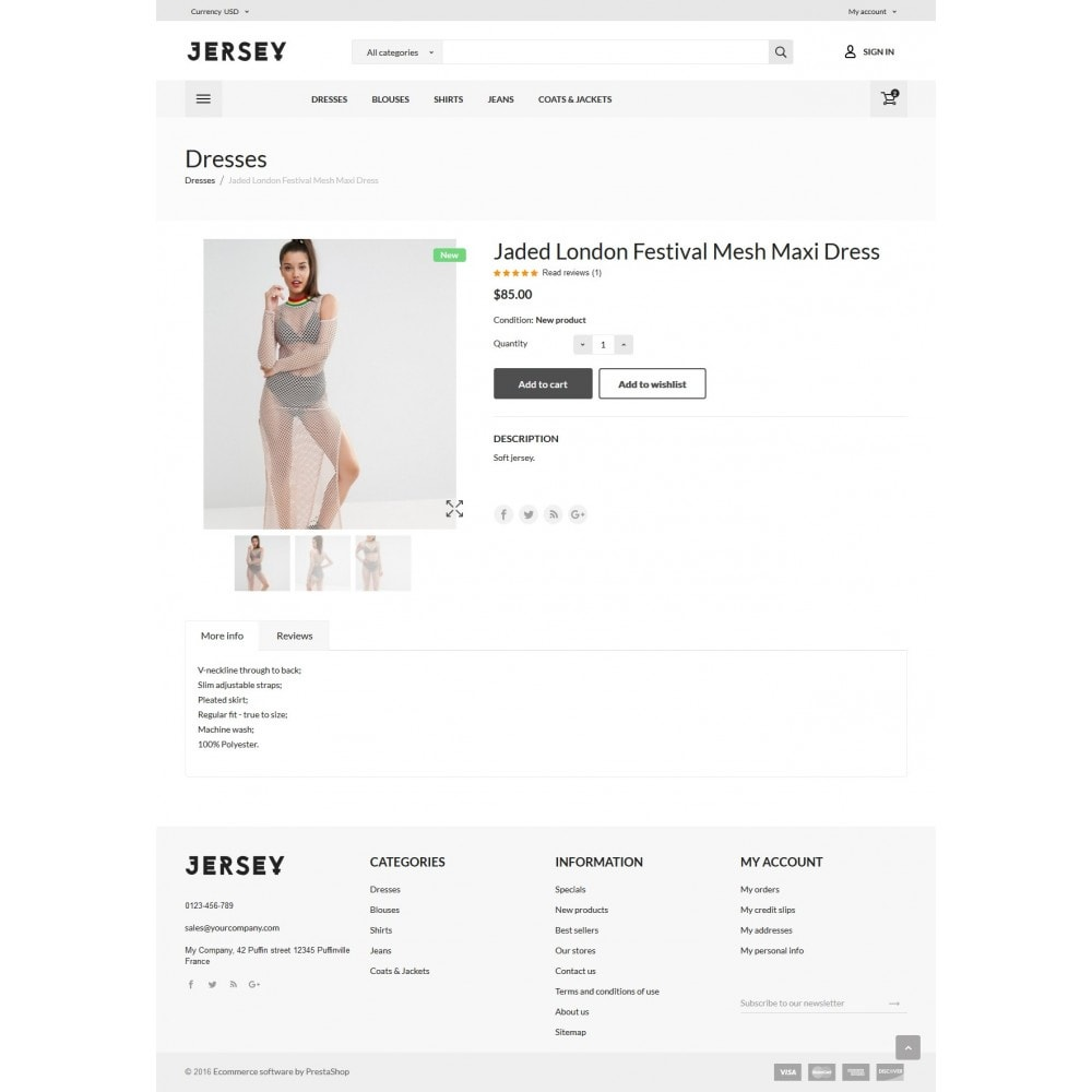 theme - Mode & Chaussures - Jersey Fashion Store - 8