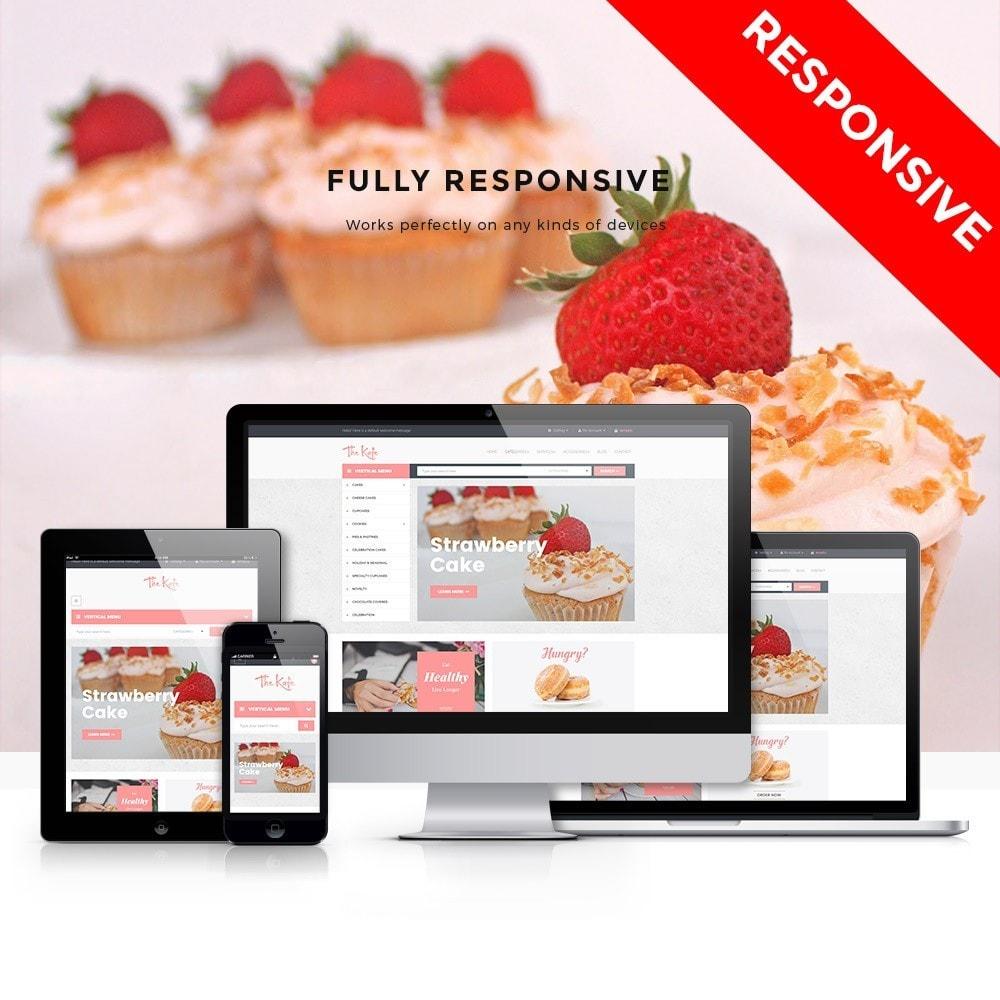 theme - Alimentos & Restaurantes - Ap The Kafe - 1
