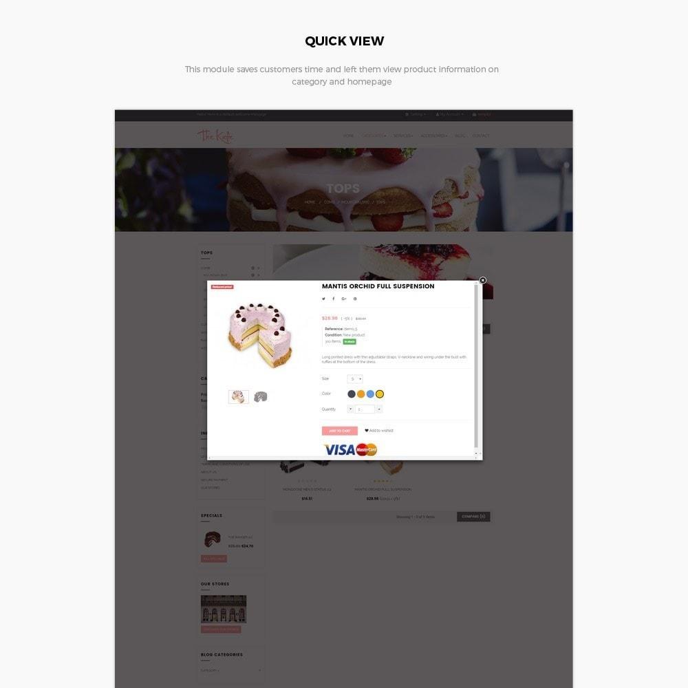 theme - Alimentos & Restaurantes - Ap The Kafe - 2