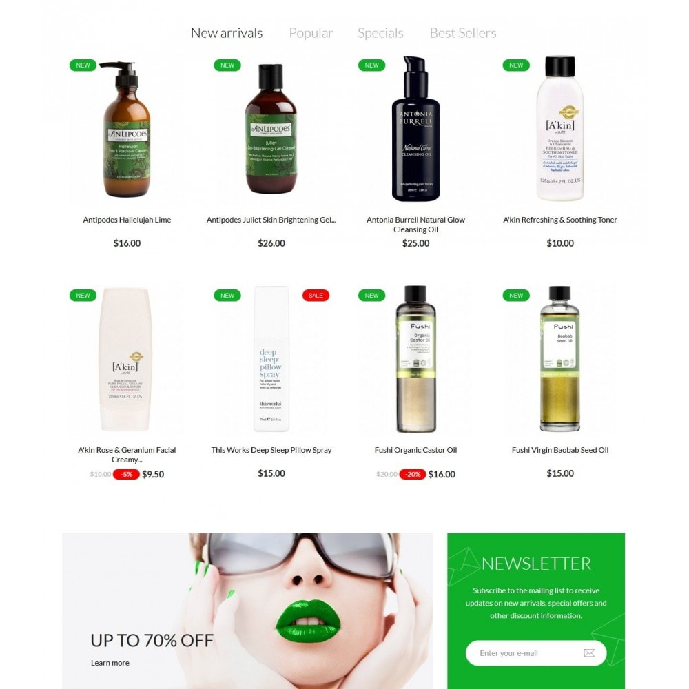 theme - Health & Beauty - Eco Planet Store - 3
