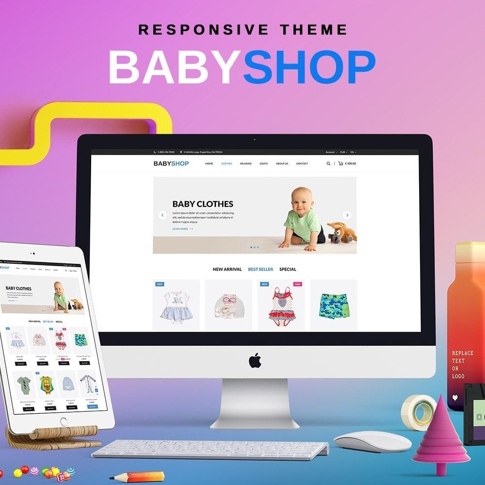 theme - Niños y Juguetes - Baby Shop - 1