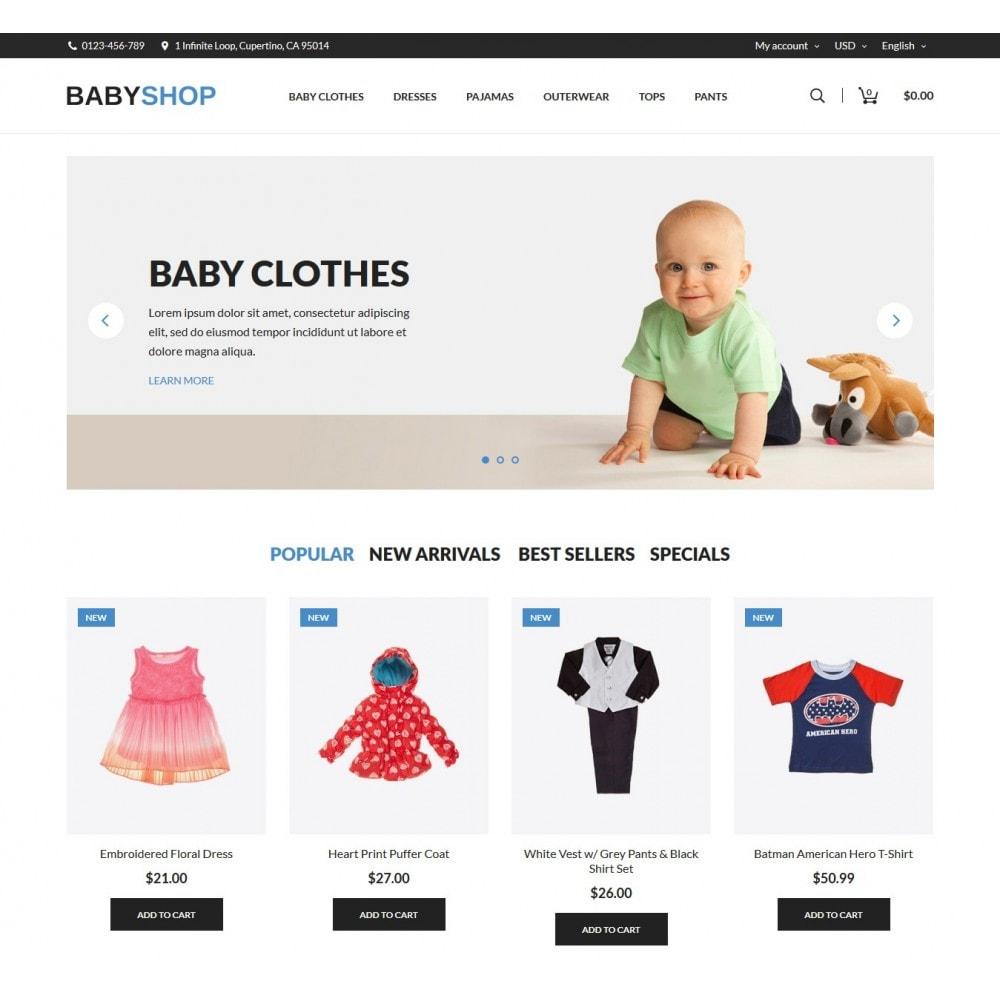 theme - Niños y Juguetes - Baby Shop - 2