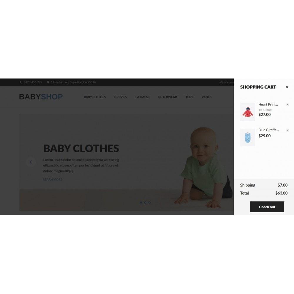 theme - Niños y Juguetes - Baby Shop - 4