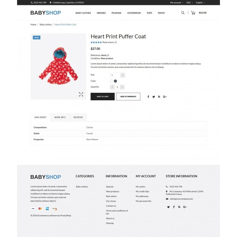 theme - Kinderen & Speelgoed - Baby Shop - 6