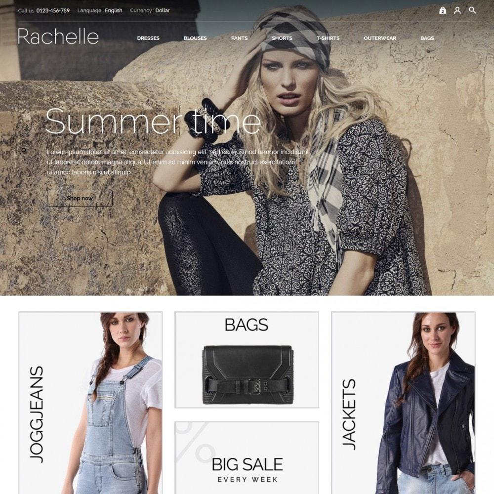 theme - Мода и обувь - Rachelle Fashion Store - 2