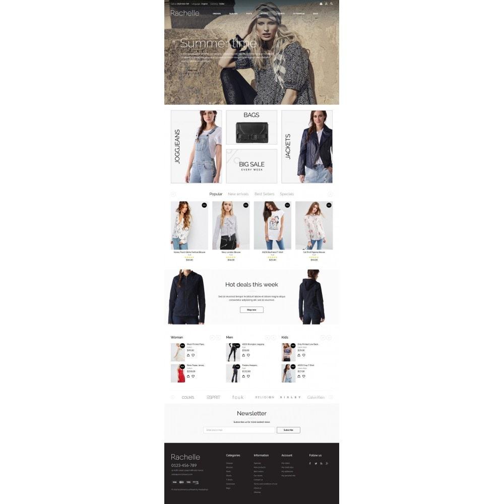 theme - Мода и обувь - Rachelle Fashion Store - 10