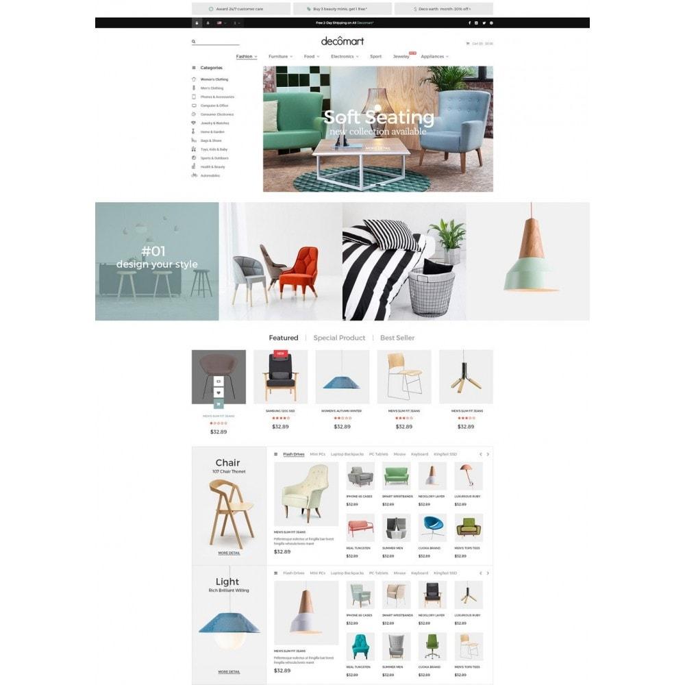 theme - Maison & Jardin - Decomart - Furniture Store - 2