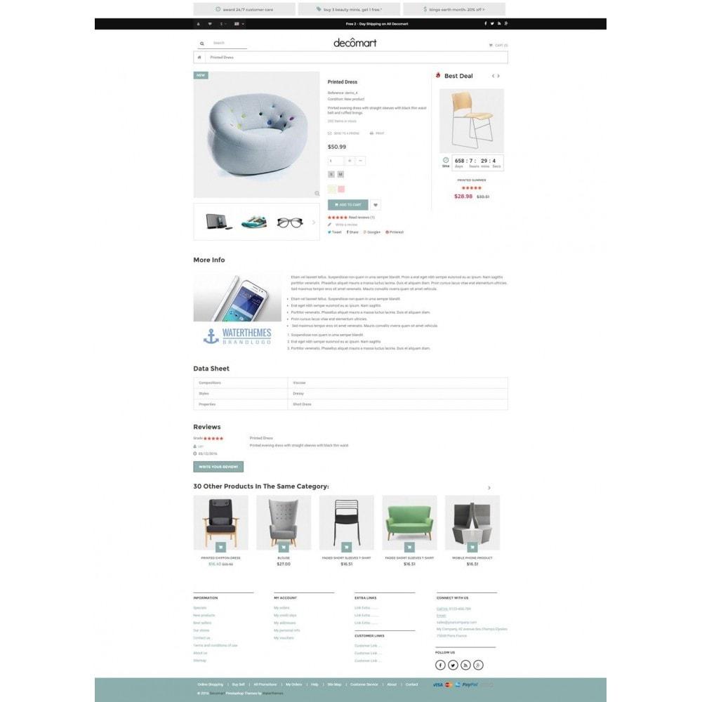 theme - Home & Garden - Decomart - Furniture Store - 5