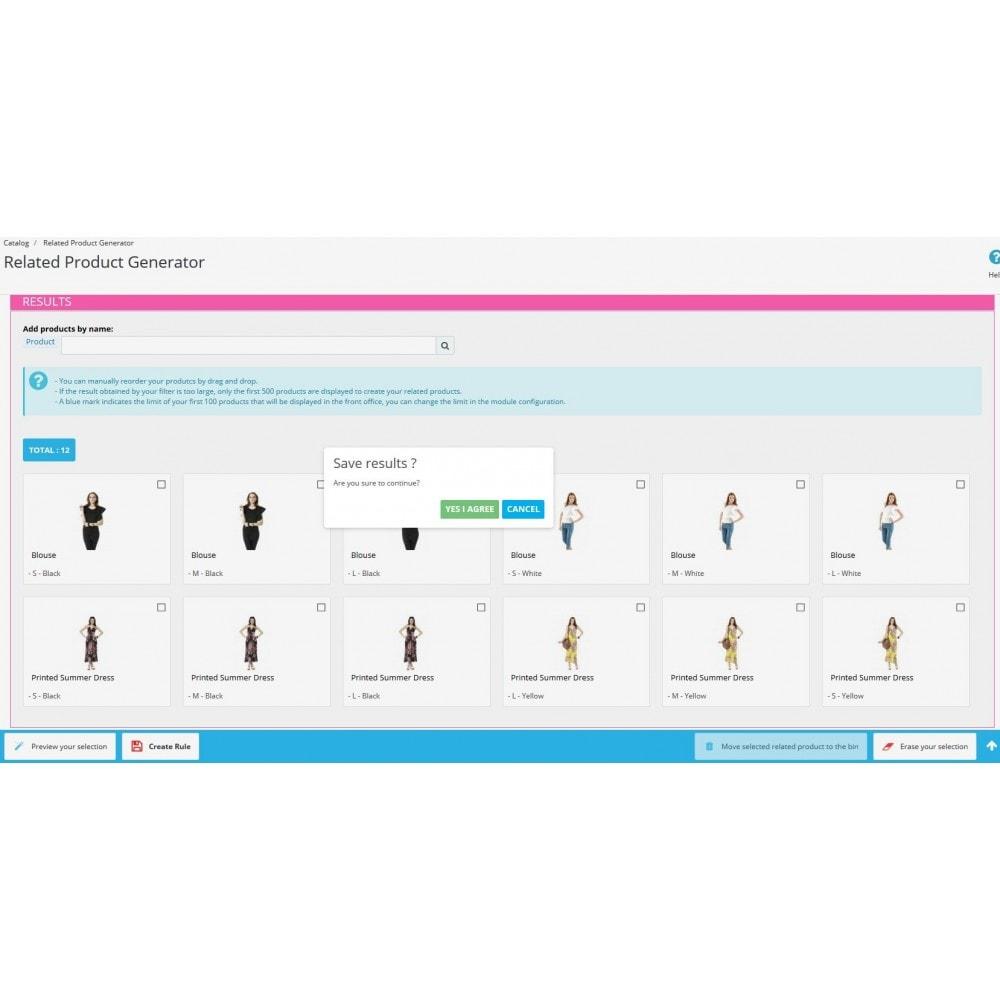 module - Ventes croisées & Packs de produits - Produits liés / Complémentaires Premium + BuyBox. - 4