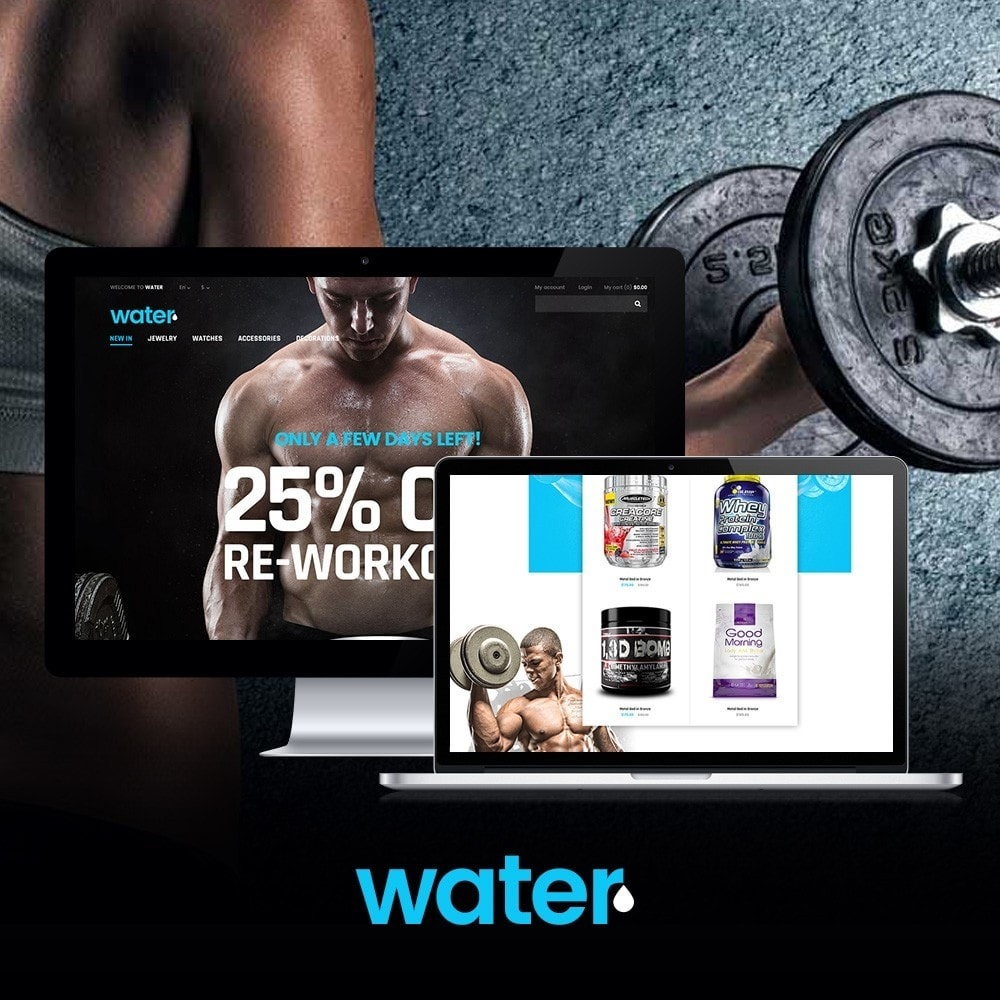 theme - Health & Beauty - Water - Health & Medical - 1