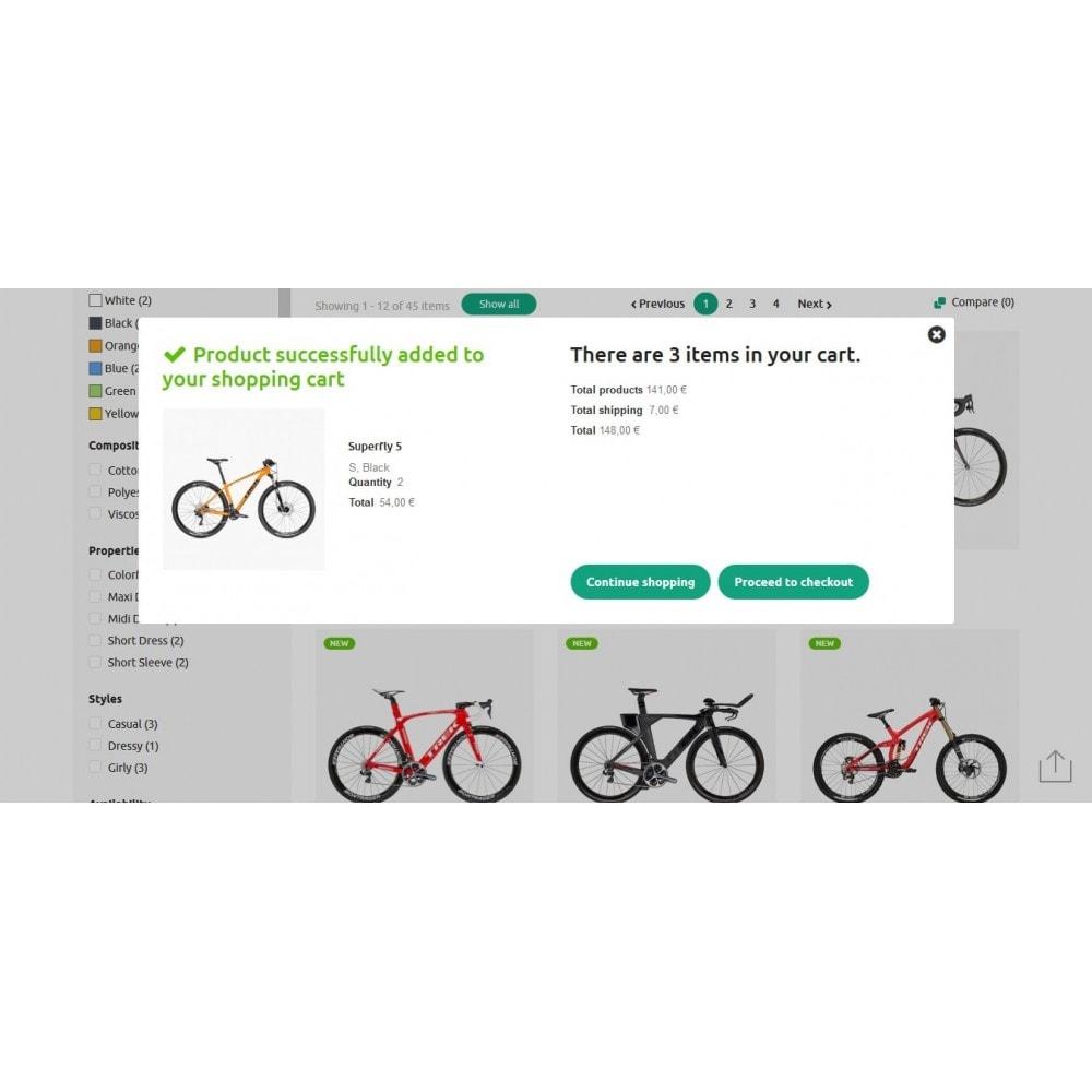 theme - Deportes, Actividades y Viajes - Bike Rider Store - 5