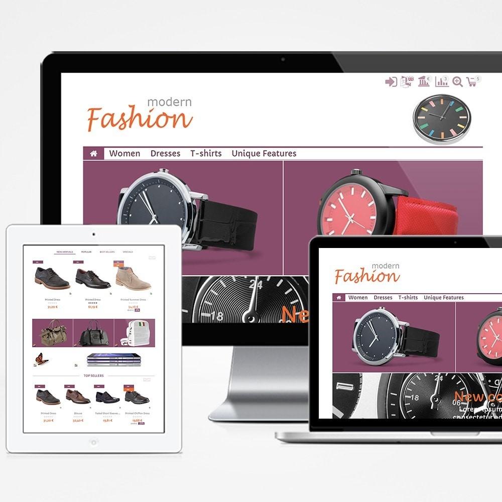 theme - Moda & Calçados - Modern Fashion - 1