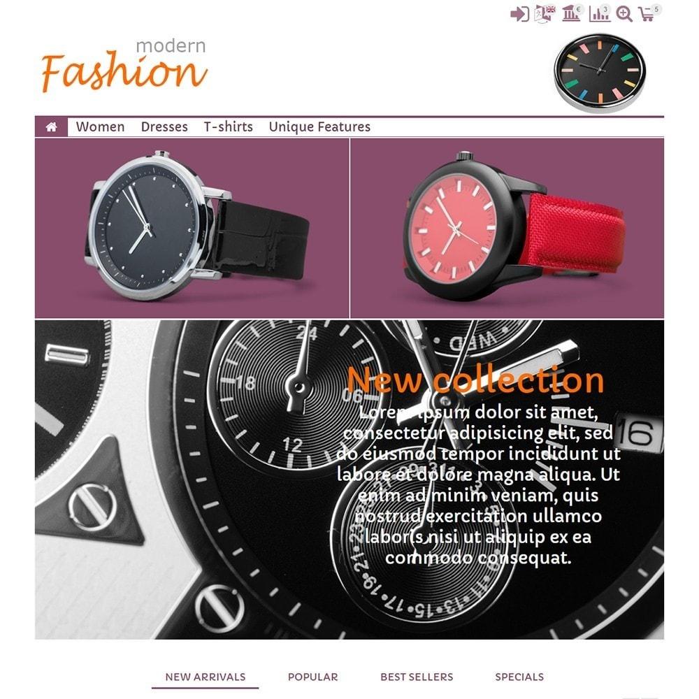 theme - Moda & Calçados - Modern Fashion - 2