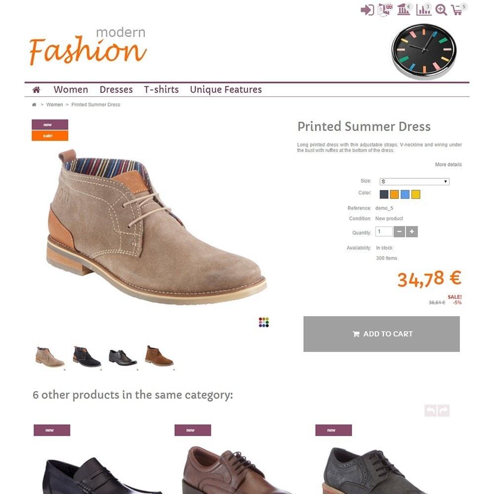 theme - Moda & Calçados - Modern Fashion - 4