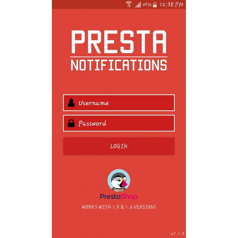 module - Zarządzanie zamówieniami - Mobile Order & Support Android Notifications - 8