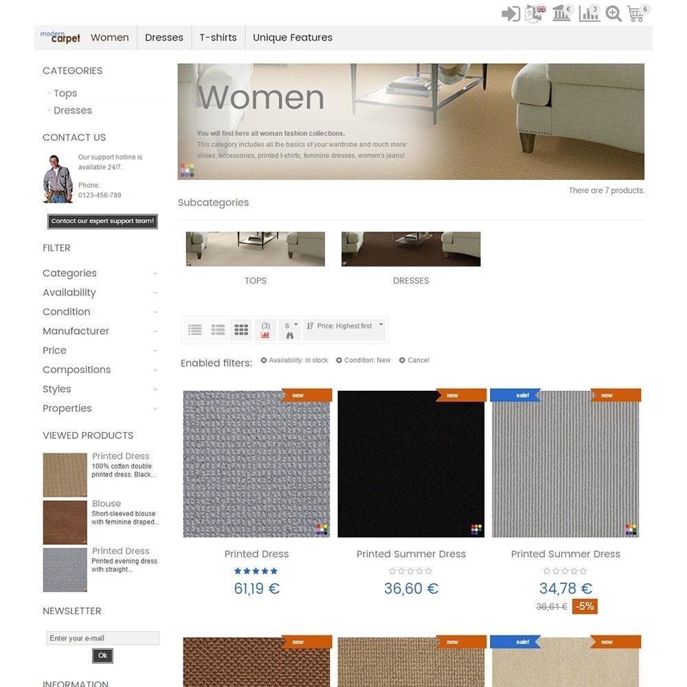 theme - Home & Garden - Modern Carpet - 3