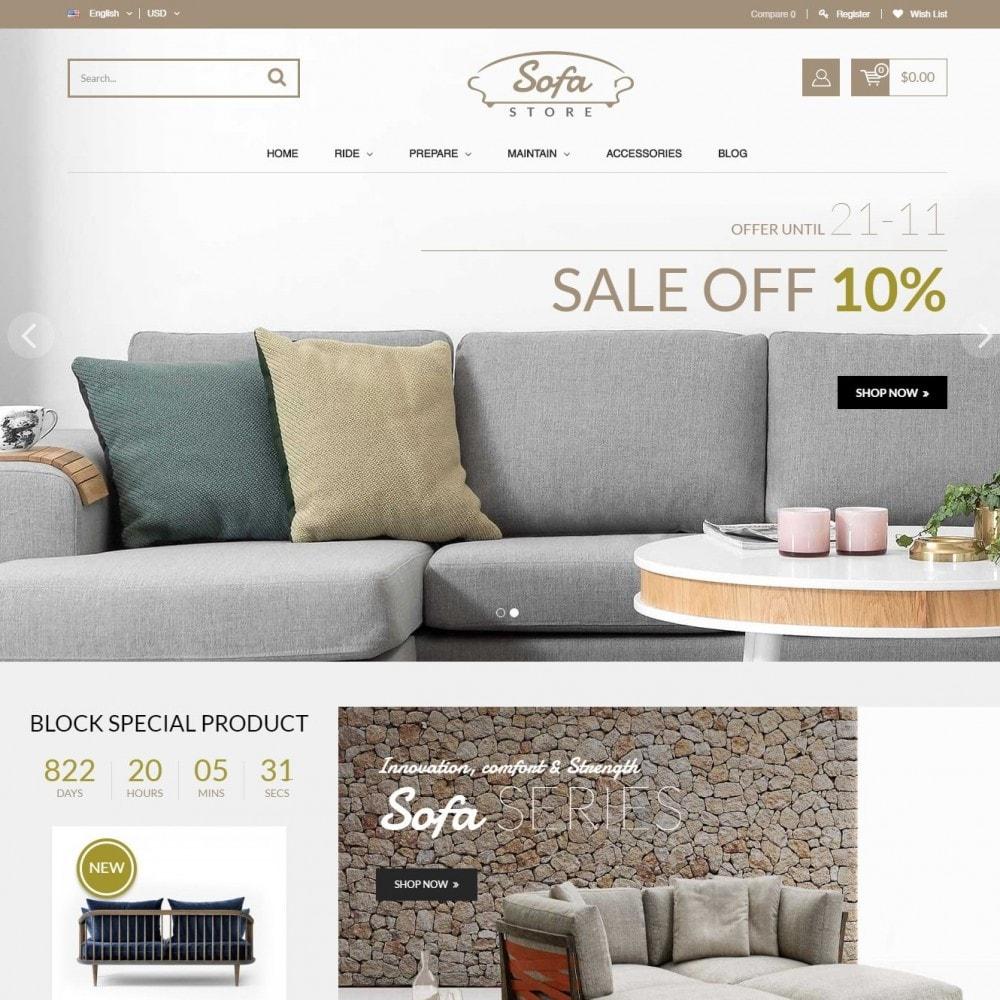 theme - Casa & Jardins - Comeback Home & Garden - SOFA Store - 2