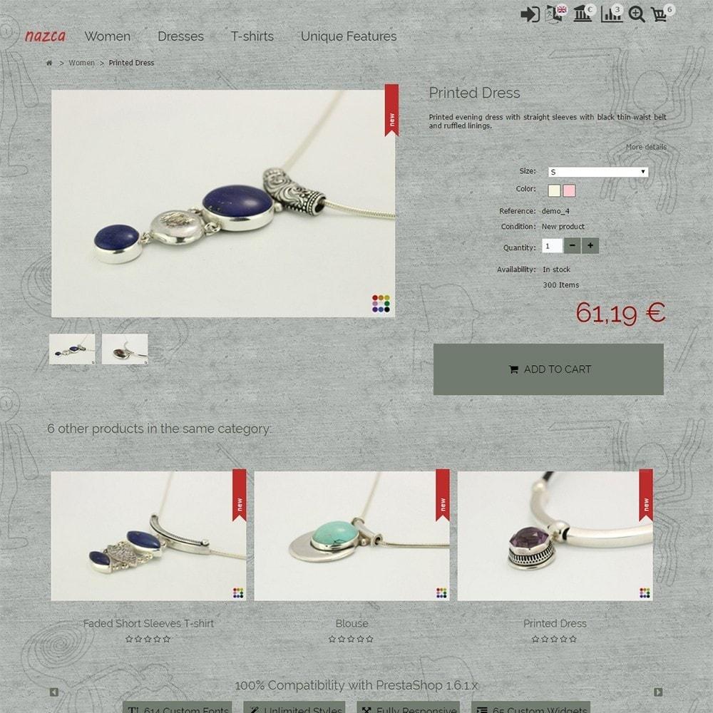 theme - Biżuteria & Akcesoria - Nazca - 4