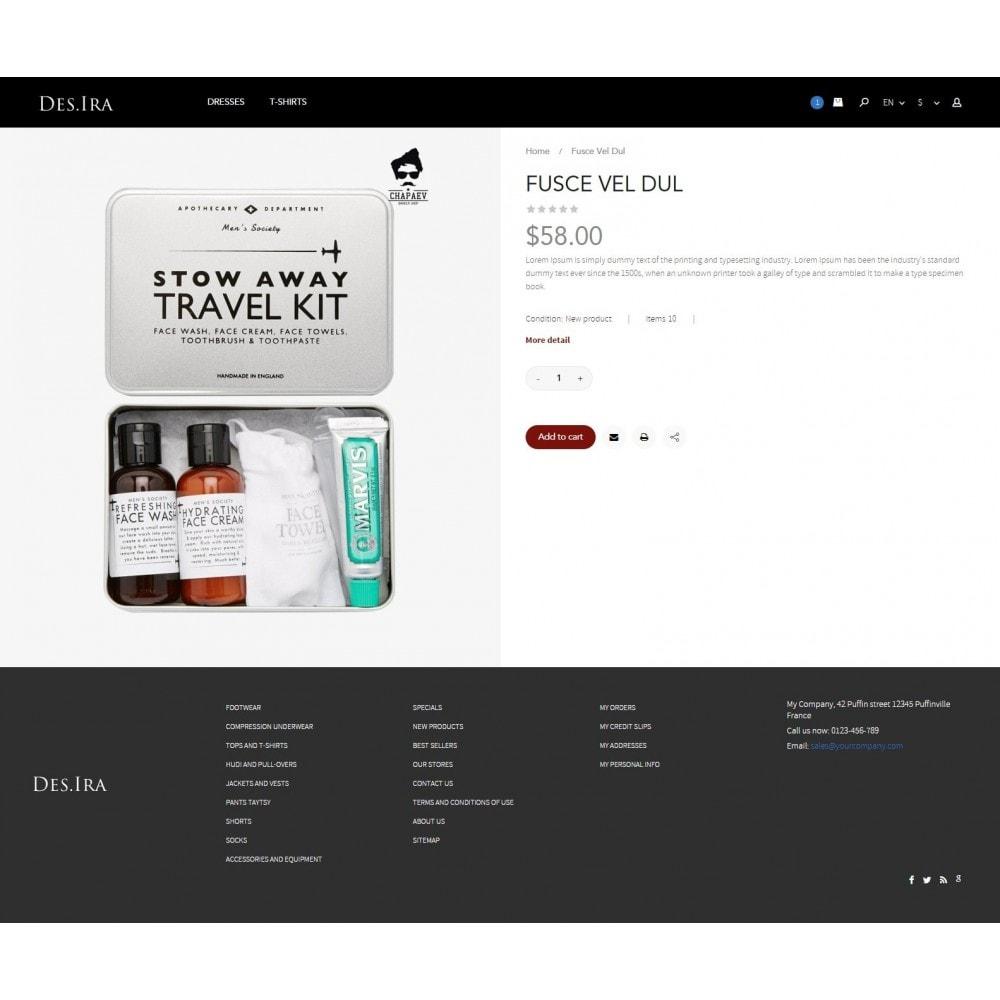 theme - Health & Beauty - Desira - Hairdressing Supplies - 4